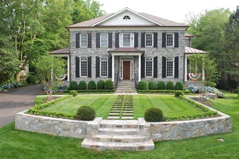formal front yard landscaping ideas a formal front yard