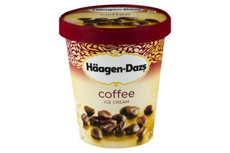 We pride ourselves in using only the finest ingredients to make the only haagan daz ice cream i ever ever eat. Buy Haagen Dazs Ice Cream, Coffee - 28 Ounces Online | Mercato