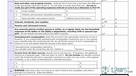 chapter  bankruptcy forms florida mbm legal