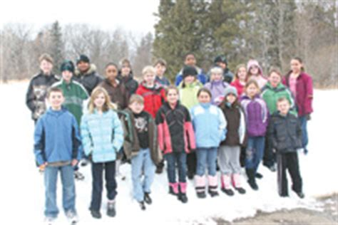 South Haven Tribune   Schools, Education 5.8.17North Shore students raise and release young