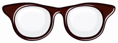Glasses Clipart Clip Eyeglasses Nerd Cliparts Reading