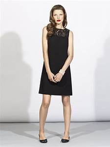 stylish little black bridesmaid dress with sheer lace With little black dress for wedding