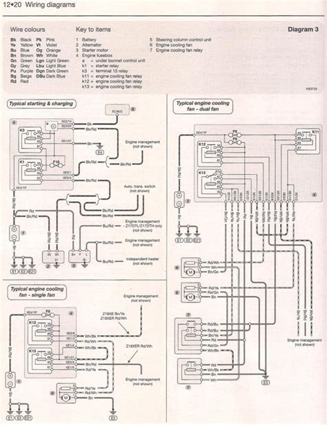 vauxhall meriva wiring diagram ourclipart