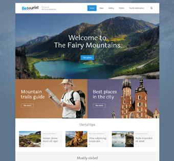 jasa pembuatan website  travel paket wisata jasa