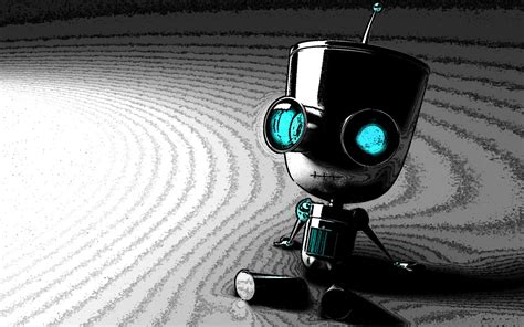 awesome hd robot wallpapers hdwallsourcecom