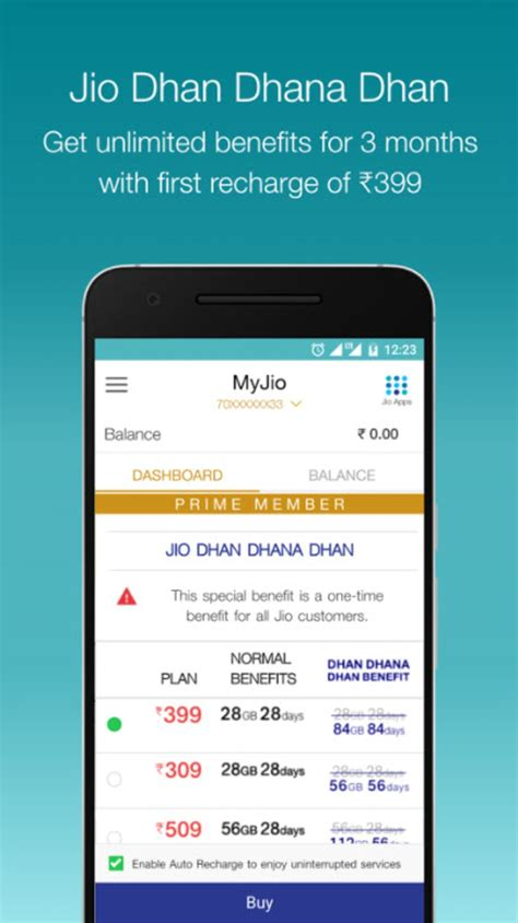 myjio for android