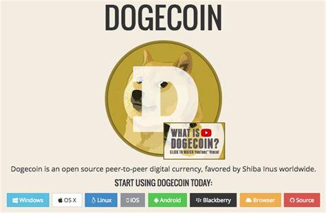 Dogecoin Meme - top 10 cryptocurrencies you should know hongkiat