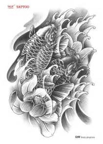 Pin by shanezee on koi fish | Koi fish tattoo, Traditional tattoo stickers, Koi tattoo design