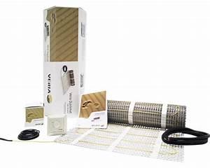 Elektrische Fußbodenheizung Parkett : elektrische fu bodenheizung 1 m veria quickmat 100 inkl thermostat b35 bei hornbach kaufen ~ Sanjose-hotels-ca.com Haus und Dekorationen