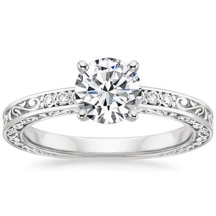 6 engagement rings with amazing little details brilliant