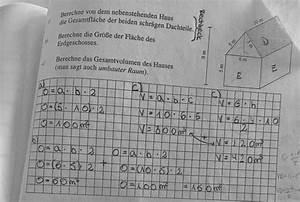 Bildweite Berechnen : berechnung von einem zusammengesetzten k rper haus mathelounge ~ Themetempest.com Abrechnung