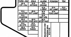 Schematics And Diagrams  1996 Chevy Cavalier Horn Wiring Diagram