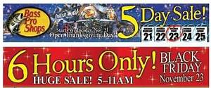 Bass Pro Shop 2012 Black Friday Deals: Doorbusters Start ...