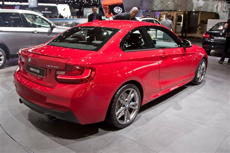 2018 Bmw 2 Series Coupe Comes To Detroit M235i Debuts M