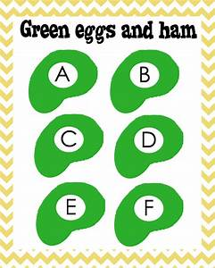 s is for seuss mommy school unit oopsey daisy With green eggs and ham template