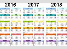 Annual School Calendar 201718 Annual School Calendar for