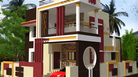 Indian Home Plans And Designs 3d Photo