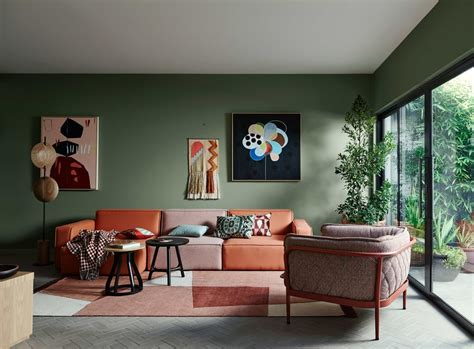 Five Home Decor Trends Of 2016 Custom Framers Should Be: Home Decor Green Colour Trend 2018