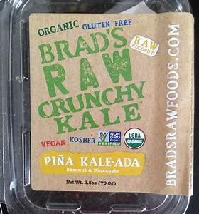 The gallery for --> Kale Chips Brands