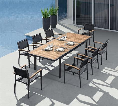 comedor heck muebles de jardin terraza  patio exteria
