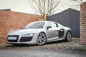 Audi R8 V10 5 2 Fsi With Manual Gearbox  Full History