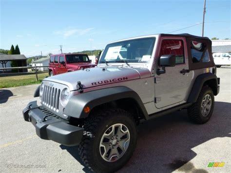 jeep silver 2016 2016 billet silver metallic jeep wrangler rubicon 4x4