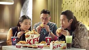 KFC creates crispy chicken wings with a margherita pizza