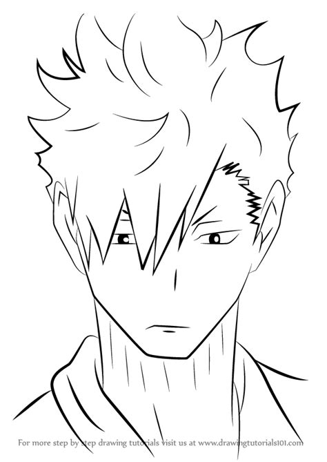 haikyuu coloring pages coloring home