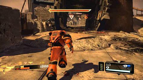 Warhammer 40k Space Marine Tactical Gameplay Youtube