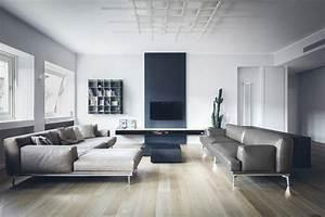 Soggiorno Moderno  Alcune Idee Di Interior Design