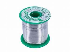 Soldering Wire | Lead Free Solder Wire | RoHS Solder Wire