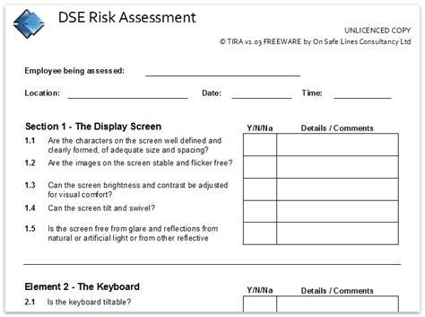 Comprehensive Health Assessment Program Template by Comprehensive Risk Assessment Risk Management Health