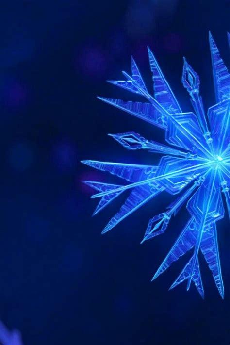 Disney Frozen Snowflake Background by Phone Wallpaper Of Snowflake From Frozen Disney