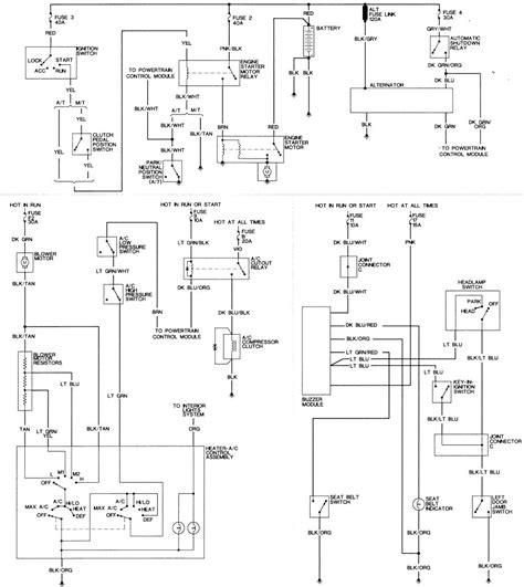 Wrg Dodge Dakota Engine Diagram