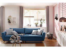 Kissen Skandinavisches Design : big sofa mit boxspringunterfederung cnouch ~ Michelbontemps.com Haus und Dekorationen