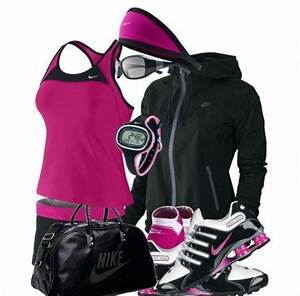 15 Cool Nike Sports Outfits For women-Gym u0026 Workout Outfits