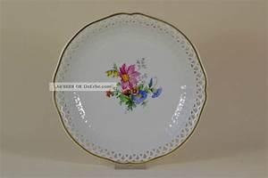 Kpm Porzellan Teller : teller kpm berlin von hand bemalt blumen plate hand ~ Michelbontemps.com Haus und Dekorationen