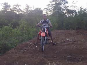 Modifikasi Motor Trail  Modifikasi Trail Yamah Rx Spesial