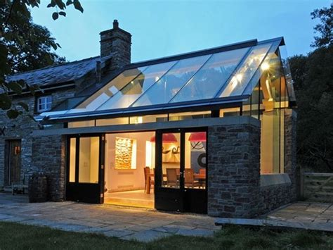House Designs Featuring Glass Extensions