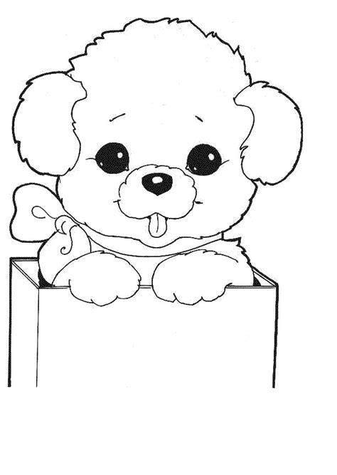 immagini cani da colorare per bambini immagine da colorare