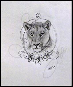 26 best lioness tattoos images on Pinterest | Lioness ...