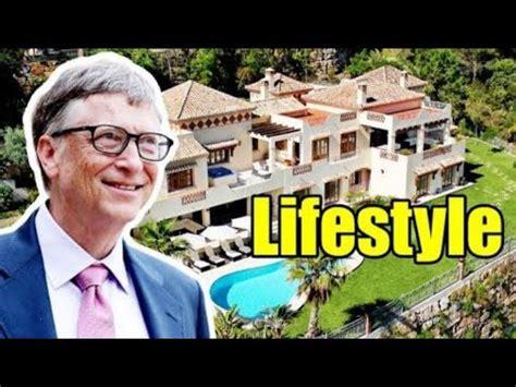 BILL GATES (FOUNDER OF MICROSOFT) SUCCESS & LIFESTYLE ...