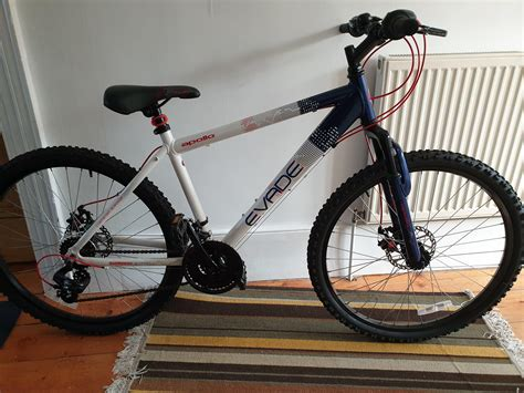 Mens Apollo Evade Mountain Mike Hardly Used Posot Class
