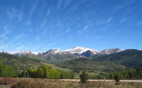 rocky mountains colorado photos of colorado mountains scenery