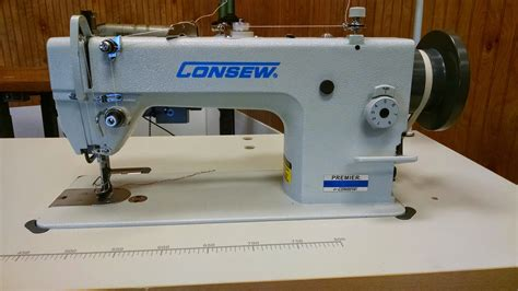 Juki Boat Canvas by Upholstery Sewing Machine Walking Foot Techsew 2700