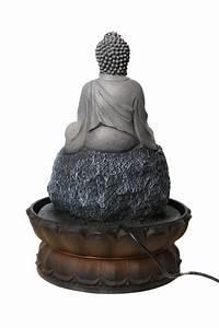 Tischbrunnen Mit Beleuchtung : tischbrunnen buddha mit drehender kugel und beleuchtung 29 99 ~ Orissabook.com Haus und Dekorationen