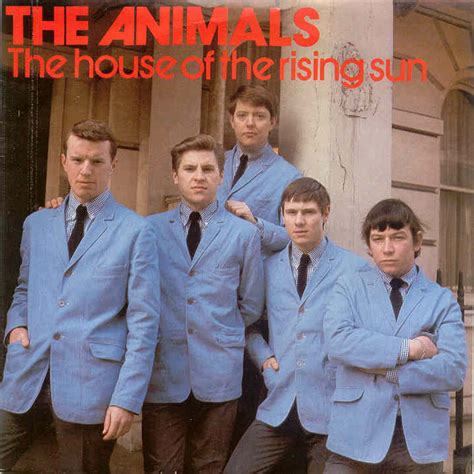 45cat  The Animals  The House Of The Rising Sun Don't