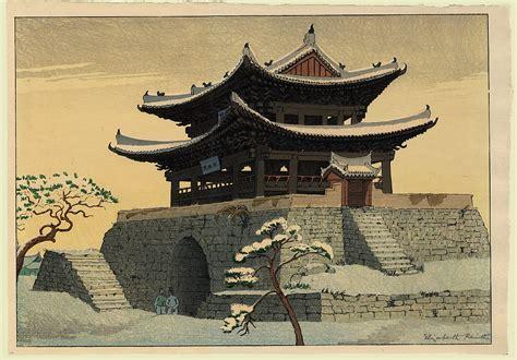 JAPAN PRINT GALLERY: East Gate