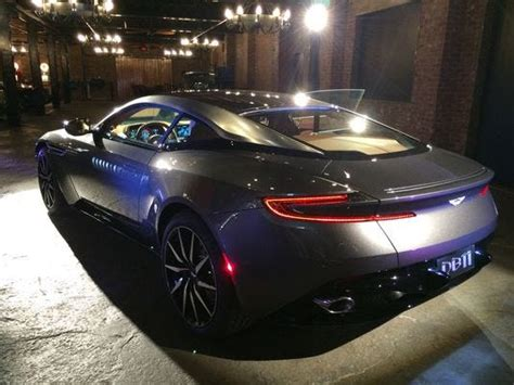 stirred aston martin launches  db