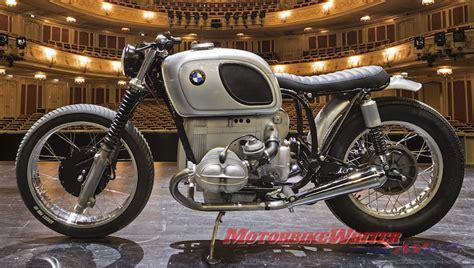 Bmw Electric Motorcycle by Krautmotors Bmw R60 Is An Electric Motorcycle Motorbike